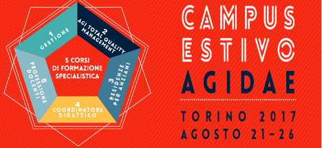 Agiqualitas presente a CAMPUS ESTIVO AGIDAE 2017