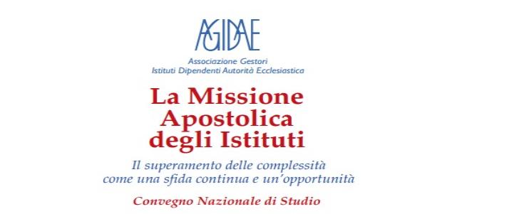 Agiqualitas partecipa al convegno nazionale di studio Agidae