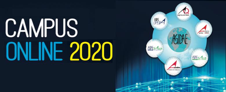 AGIQUALITAS presente al CAMPUS ONLINE 2020
