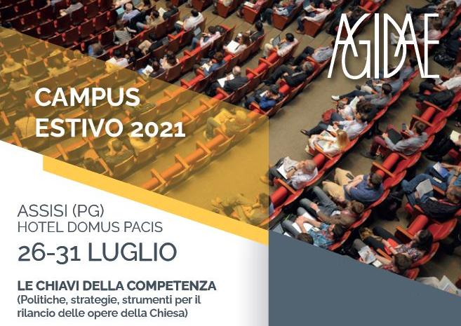 AGIQUALITAS presente al CAMPUS ESTIVO AGIDAE 2021